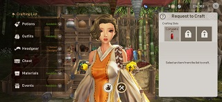 Blade and Soul Revolution Crafting Equipment Enhancement Guide