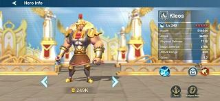 Idle Legend 3D Auto Battle RPG Tier List