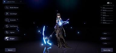 Dragon Raja Reaper Scythe Class Build Skills Allies