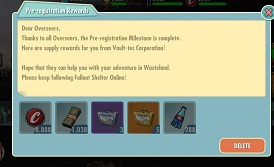 Fallout Shelter Online Codes To Redeem Gift
