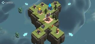 Fortress Isles Sky War