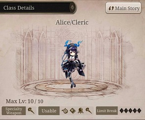 Sinoalice Tier List Weapon Tier List Characters