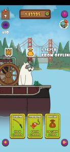 We Bare Bears Crazy Fishing