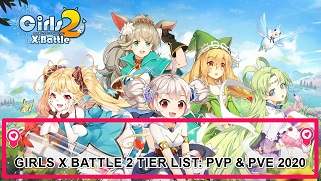 Girls X Battle 2 Tier List