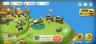 Hamster Village game cheats guide tips