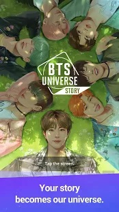 BTS Universe Story Coupon Code