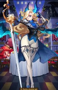 Guardian Tales Bianca