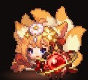 Guardian Tales Nari Eight Tailed Fox Nari