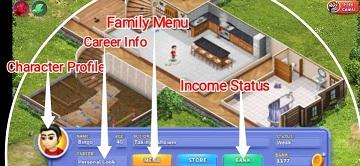 Virtual Families 3 Walkthrough Guide Tips Cheats
