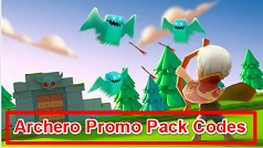 Archero Promo Code Pack Codes