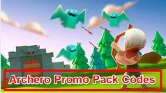 Archero Promo Code Pack Codes