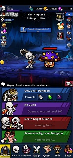 Idle Death Knight Cheats Guide Tips