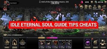 Idle Eternal Soul Guide Tips Cheats