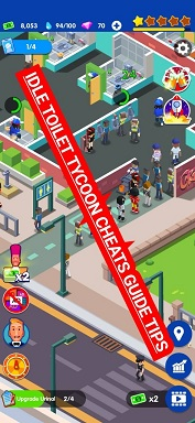 Idle Toilet Tycoon Cheats Guide Tips