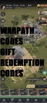 Warpath Gift Codes: Redemption Codes(NEW! December 2020 ...