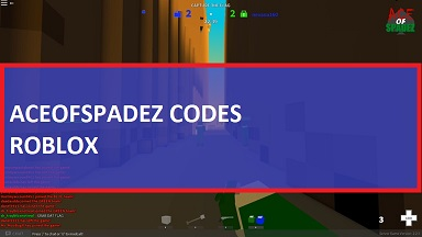 AceOfSpadez Codes Roblox