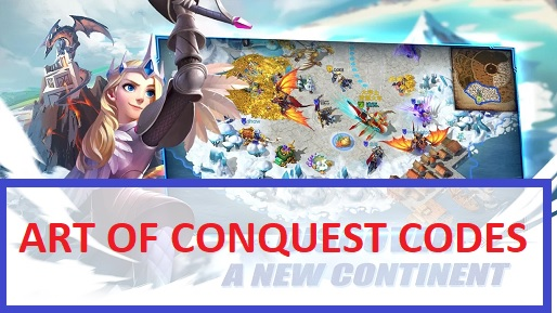Art of Conquest Codes