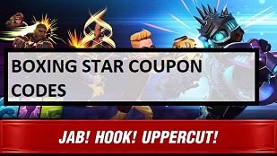 Boxing Star Coupon Codes