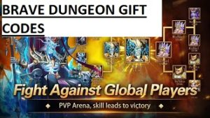 Brave Dungeon Gift Codes