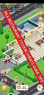 Idle Restaurant Tycoon Cheats Guide Tips