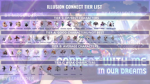 Illusion Connect Tier List