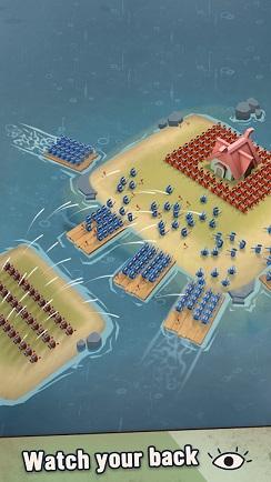 Island War Raid Game
