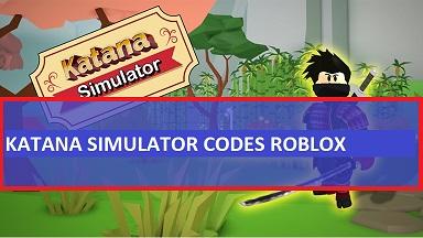 Katana Simulator Codes Roblox