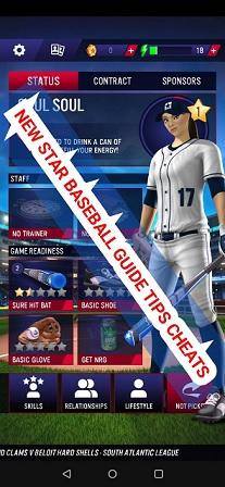 New Star Baseball Game