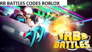 RB Battles Codes Roblox