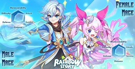 Rainbow Story Best Class