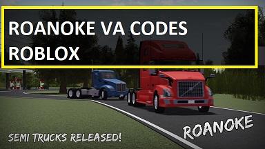 Roanoke VA Codes Roblox