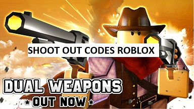 Shoot Out Codes Roblox
