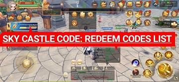 Sky Castle Code Redeem Codes
