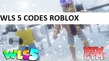 WLS 5 Codes Roblox