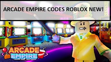Arcade Empire Codes Roblox