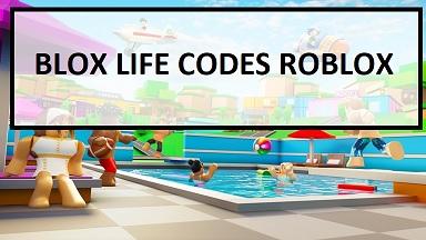 Blox Life Codes Roblox