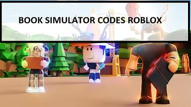Book Simulator Codes Roblox