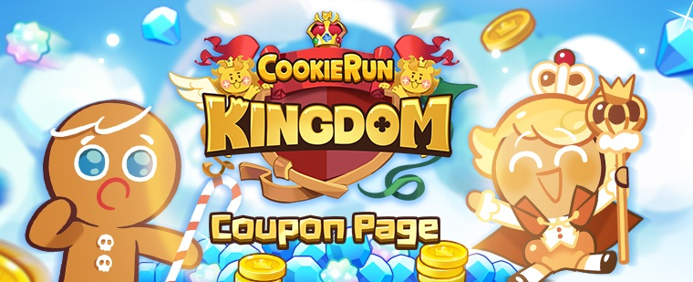 Cookie Run Kingdom Coupon Code