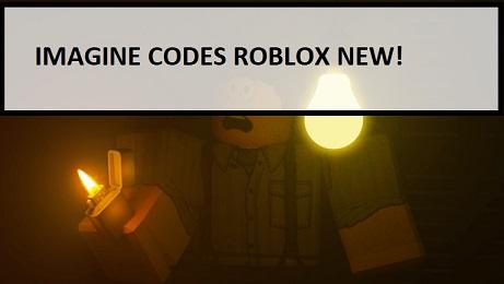 Imagine Codes Roblox