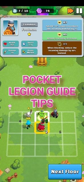 Pocket Legion