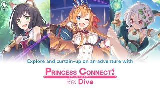 Princess Connect Re Dive Character