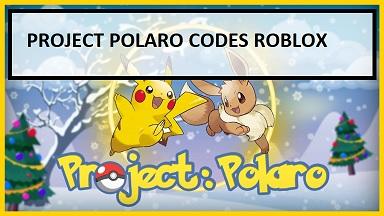 Project Polaro Codes Roblox