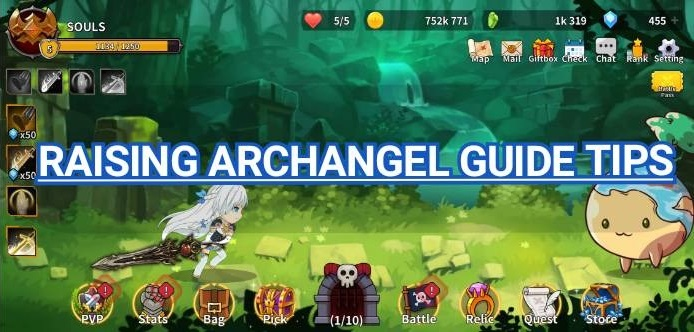 Raising Archangel Guide Tips