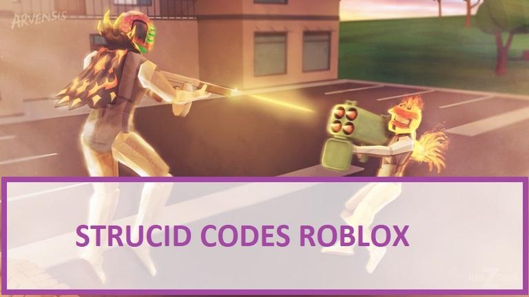 Strucid Codes Roblox