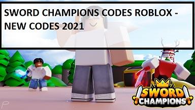 Sword Champions Codes Roblox