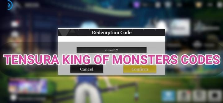 Tensura King of Monsters Codes