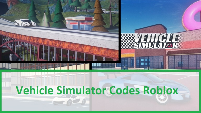 Vehicle Simulator Codes Roblox