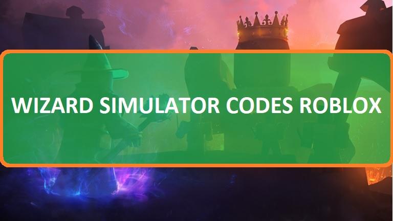 Wizard Simulator Codes Roblox
