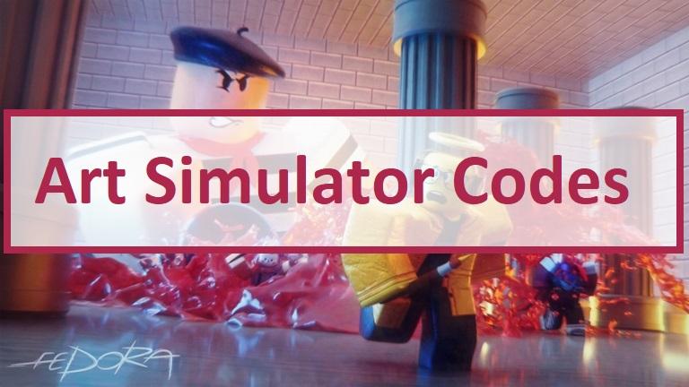 Art Simulator Codes