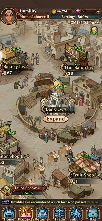 Golden Bazaar Game
